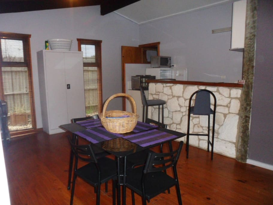 Dinning and Kitchenette