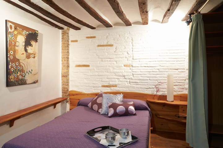 Amazing 1BR apartment, Old Medieval, R1 - Pamplona