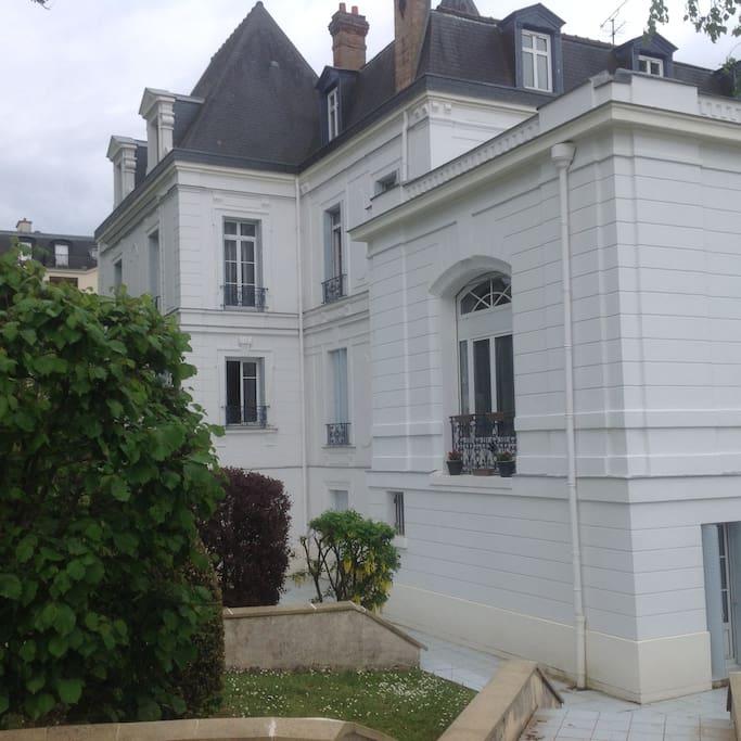 Charme du ch teau appartamenti in affitto a dammarie les lys le de france - Chateau dammarie les lys ...