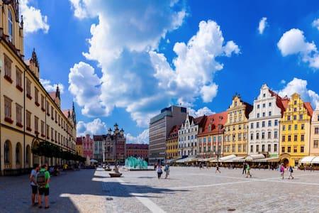 Studio - Świdnicka -Rynek / Market Square - Wrocław