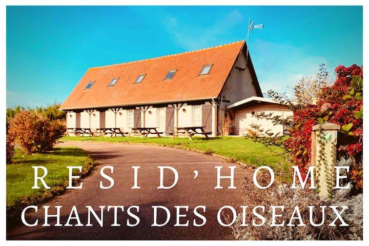 Resid'Home Chant des Oiseaux