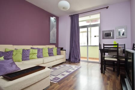 Quiet, Cozy & Fine Living in Tirana - Tirana
