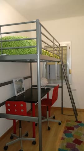 PRIVATE ROOM FOR A PET FRIENDS