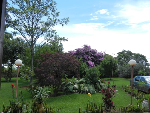 loving with nature - garden&savana - Brasilia - House