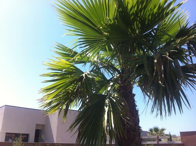 Belle villa: plage, jardin, parking - Agde - Villa