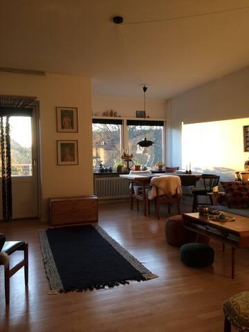 Hyggelig 2-værelses lejlighed tæt på Aarhus Midtby