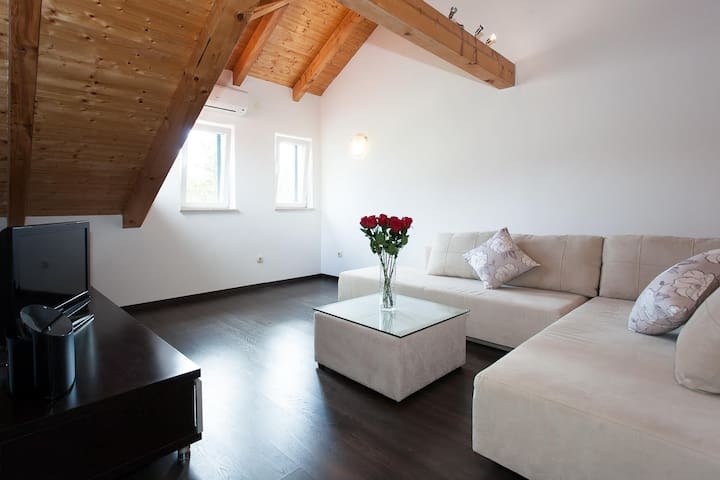 Sunny loft in central neighbourhood - Split - Loft