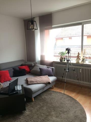 Super zentrale,gemütliche Stadtwhg! - Mainz - Apartment