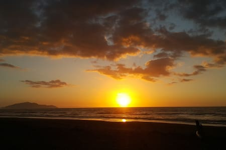 Beautiful Otaki Beach Peaceful Stay - Otaki Beach - 獨棟