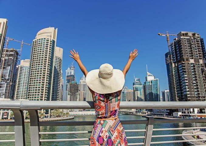 Feel the Sea Breeze from Your Flat in Dubai Marina
