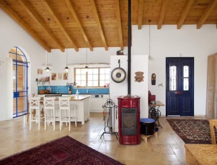 Italian style villa