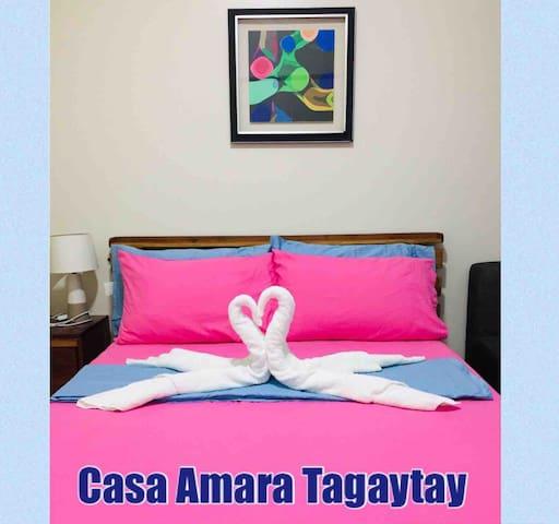 Casa Amara Tagaytay  @ SMDC Wind Residences