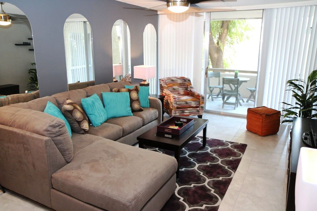 Luxury modern old town scottsdale apartments for rent in scottsdale arizona united states for 3 bedroom apartments in scottsdale