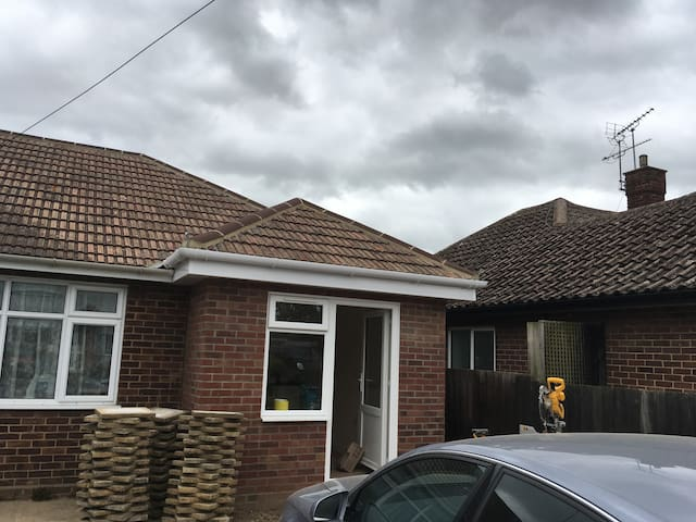 Seaside Resort - Felixstowe - Bungalow