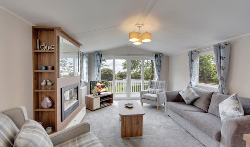 Gold 2 Bed New Model , Pet Friendly , Snowdonia
