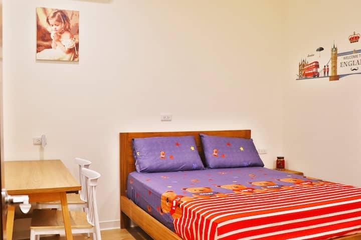 Luzhou New Apartment A2/ 1 min to MRT