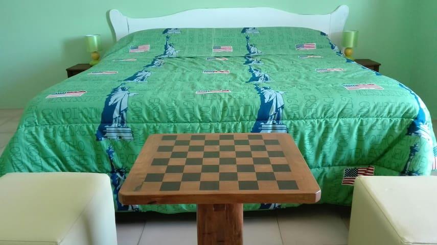appartamento camere cucina e bagno - Vinchiaturo - Apartment