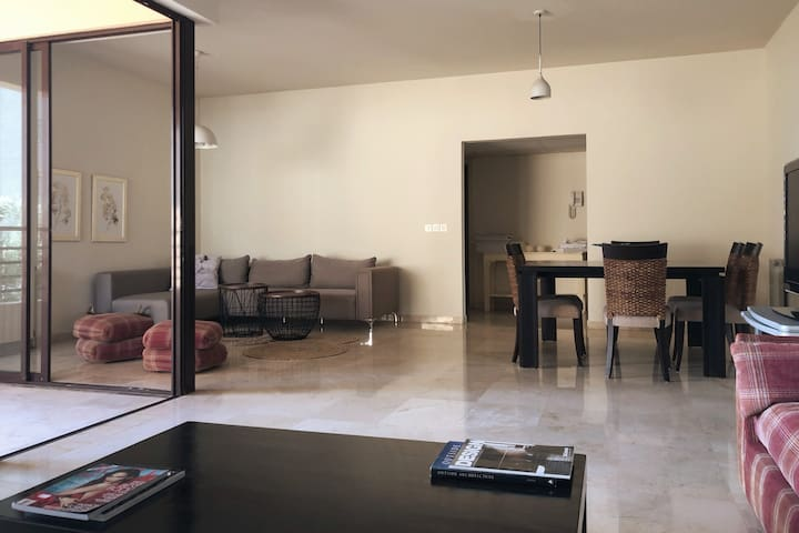 Fully Furnished 3 Bedroom in Beirut -Cap Sur Ville
