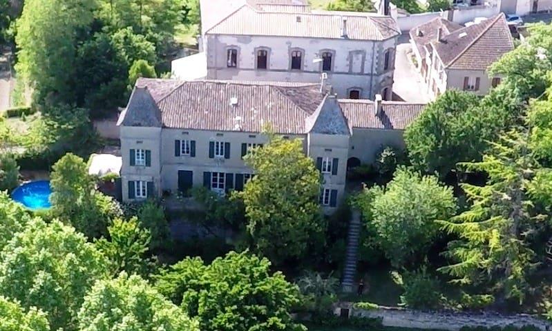 Maison d'Hôtes de charme du Sud-ouest - Saint-Barthélémy-d'Agenais - Casa de hóspedes