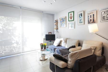 La Garriga thermal town cozy duplex - La Garriga - Apartment