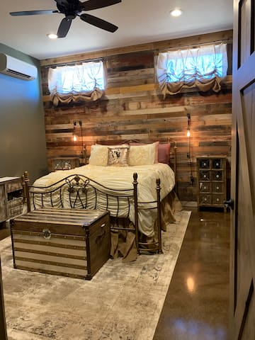 Rustic Romance Room by Divine Order