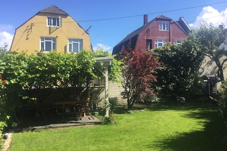 Charming house close to the city centre - Stavanger - House