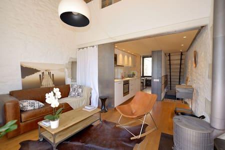 fred's loft (benoit gillet architecte) - terrasse - Calvisson