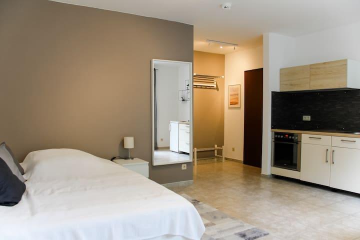 25 qm großes Apartment in Dudweiler-Süd/Uninähe