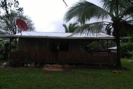Casa de Aprendizaje y cultura Costarricenses
