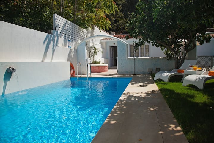 Villa with private heated pool - Rhodes - Rumah