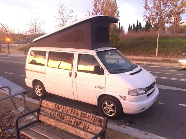 Camper Van Volkswagen California 3