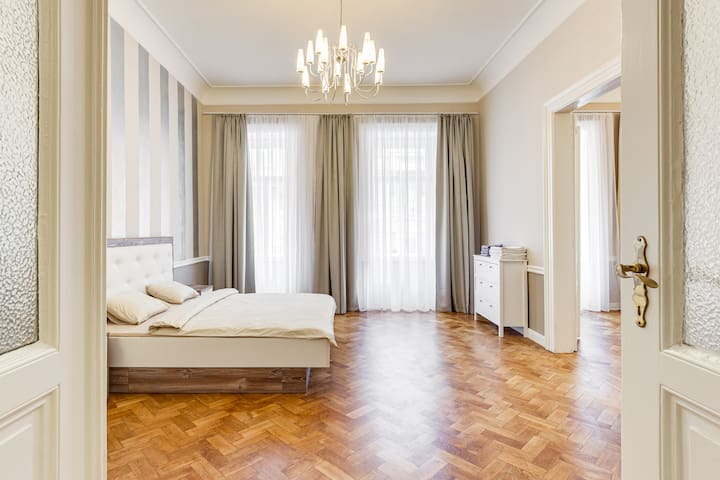"""Fairy Tale"" Apartment in the Heart of Prague"