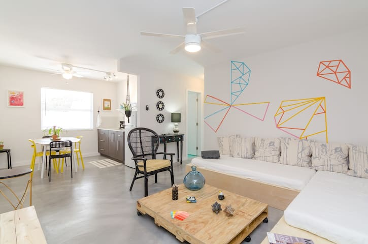 Wynwood Place - Funky - Miami - Appartement