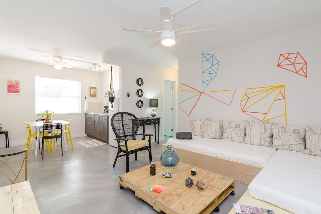 Wynwood Place Funky Serviced Apartments For Rent In Miami Florida United States