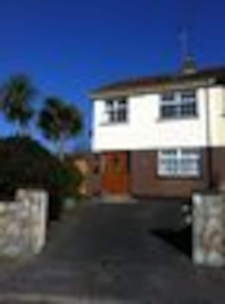 3 bedroomed House with extended living space