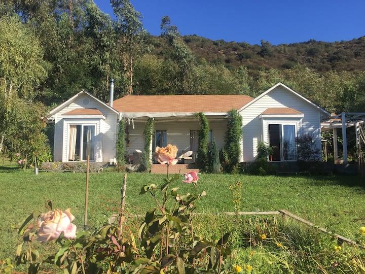 Casa en Criadero Tierra Dorada, 3 hab., 7 camas
