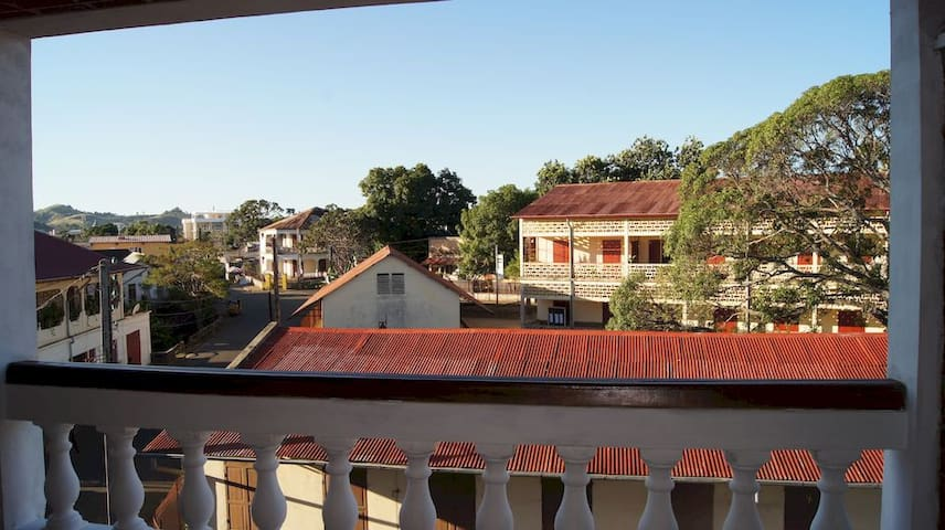 Hôtel de la Mer - Vue Ville
