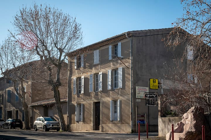 One bedroom apartment in Maison de Maitre