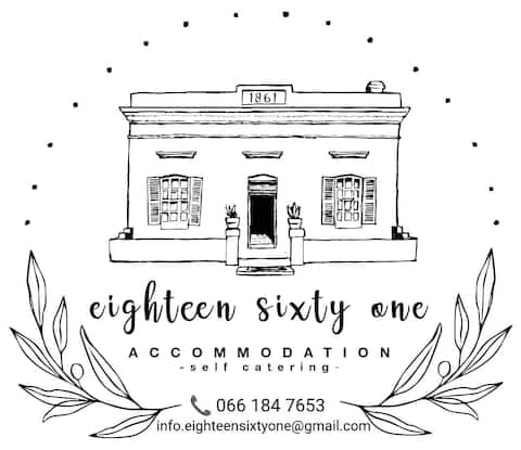 Eighteen Sixty One Accommodation, Unit 2