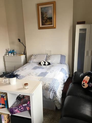 Huge double bedroom in Glasnevin