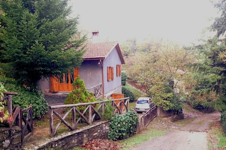 Quiet relaxing Villa in Tuscany - Caprese Michelangelo - Villa