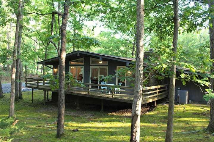 The Hideaway - Cozy Home in the Woods!