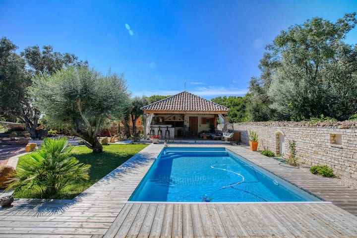 Villa «Cori Mei» avec piscine