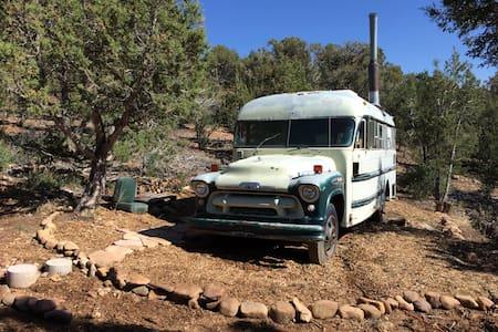 Elouisa - Refurbished '57 Schoolbus - Mancos - Lainnya