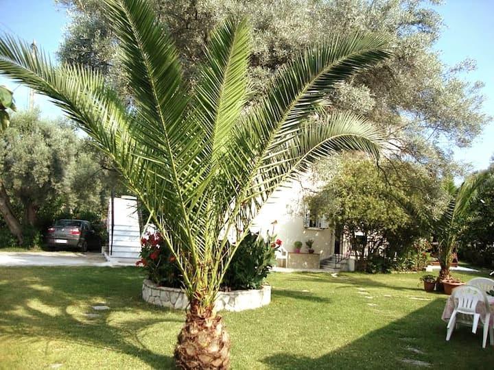 Villa Mare Std 4 - Ligia, Lefkada island