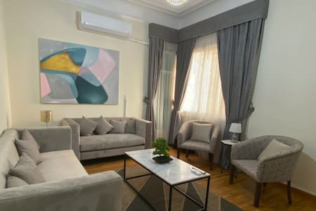 Stylish renovated apartment - Egyptian Museum