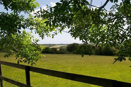Peaceful Field for Camping with Views of the Sea 2 - Falmouth  - Andere