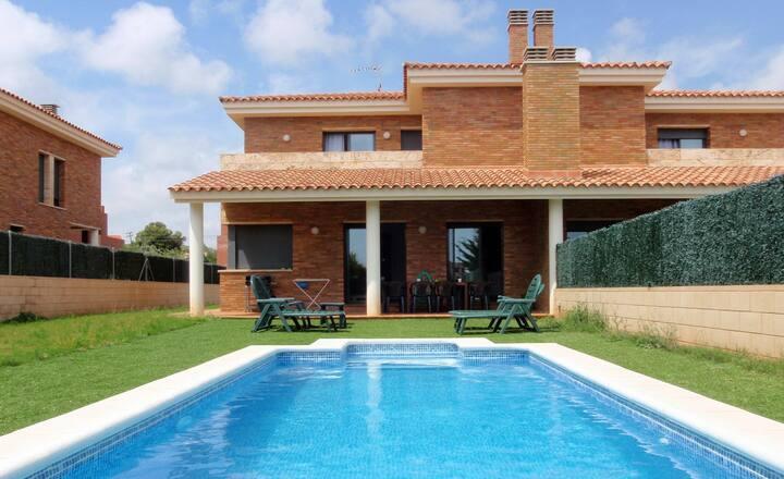 Casa privada con piscina*a