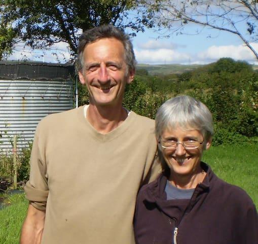 Yvonne and partner John