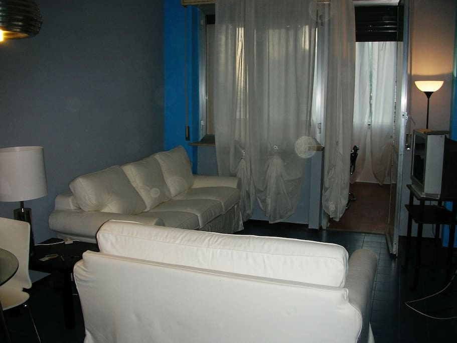 Main room with Sofa beds